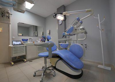 Gabinete 1 dónde realizamos nuestros tratamientos