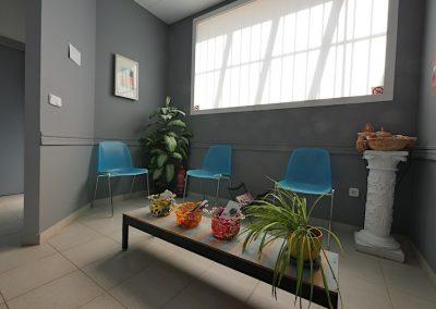 Clínica Dental sala de espera